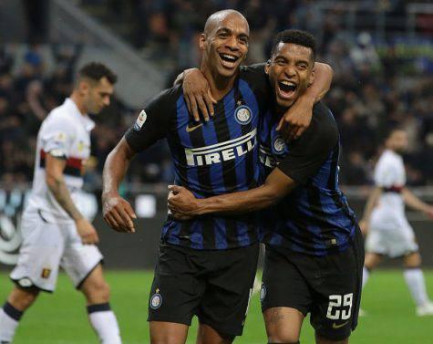 Atalanta Inter Joao Mario