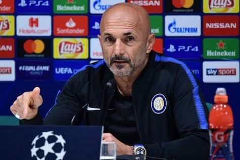 Tottenham Inter conferenza Spalletti