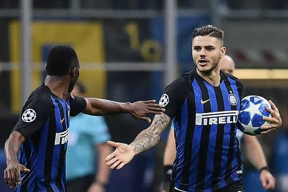 Inter Barcellona Champions Icardi