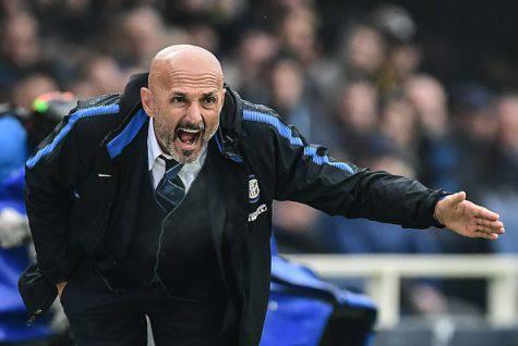 Inter Frosinone formazione nerazzurra