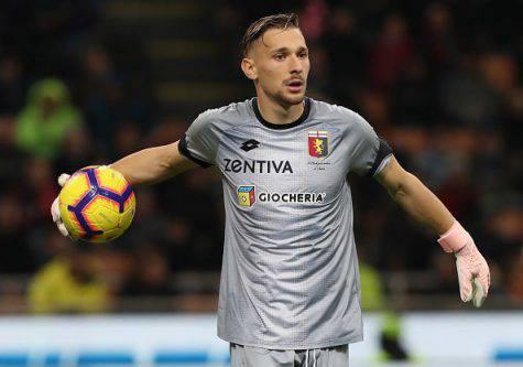 Calciomercato Inter Radu Kouame Genoa
