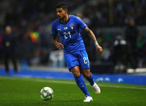 Calciomercato Inter Emerson Palmieri