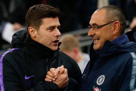 Tottenham Inter Pochettino Spalletti