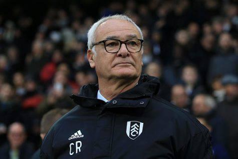 Calciomercato Inter Ranieri Fulham Candreva