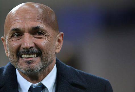 Inter Frosinone Spalletti