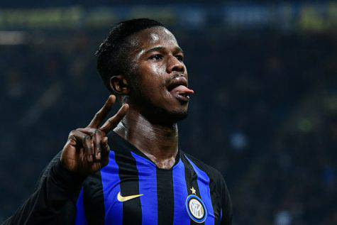 Inter Frosinone Keita