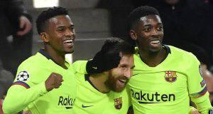 Champions Barcellona Camp Nou