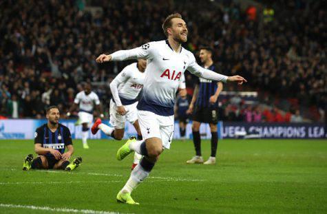 Tottenham Inter Champions Eriksen