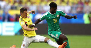 Inter Keita Senegal convocazione