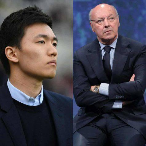 Inter Zhang Marotta strategie obiettivi calciomercato