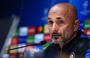 Inter Udinese conferenza Spalletti