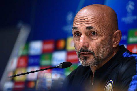 Inter Udinese conferenza Spalletti