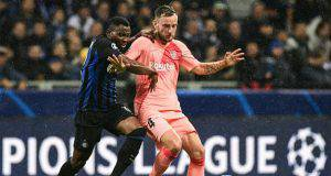 Calciomercato Inter Rakitic Psg Barcellona