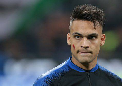 Inter incidente Lautaro Martinez