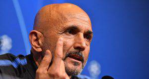 Inter-Lazio conferenza Spalletti