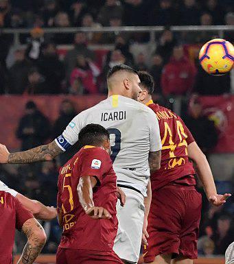 inter roma infortunati ranieri spalletti