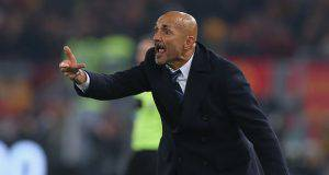 Roma Inter Spalletti