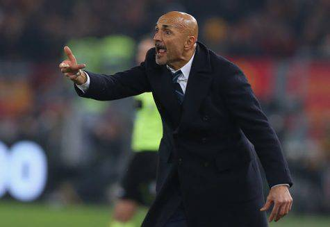 Roma Inter Spalletti