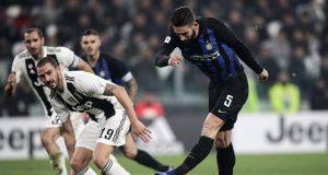 Juventus Inter Gagliardini