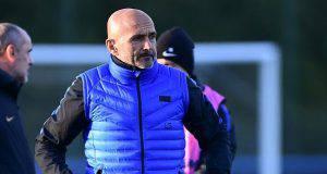 Inter Napoli formazione Spalletti