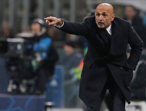 Inter Napoli Nainggolan Spalletti