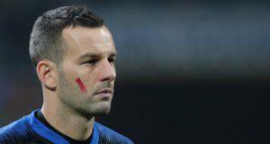 Inter Napoli Handanovic
