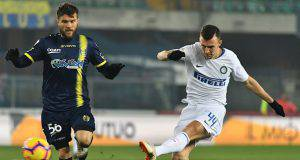 Chievo Inter Perisic