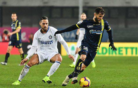 Chievo Inter D'Ambrosio