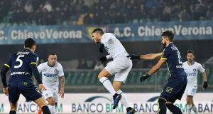 Chievo Inter Perisic Icardi Pellissier