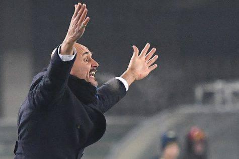 Chievo Inter Spalletti
