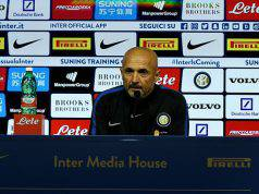 Empoli Inter conferenza Spalletti