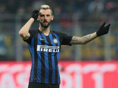 Inter Brozovic like Instagram Spalletti Perisic