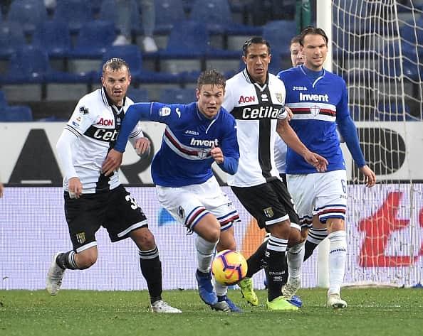 Calciomercato Inter Andersen Merola Sampdoria