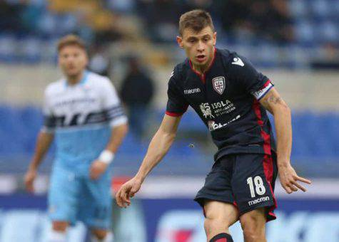 Calciomercato, il Chelsea vuole Barella: pronti 50 milioni per il Cagliari
