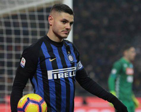 Calciomercato Inter Marotta rinnovo Icardi