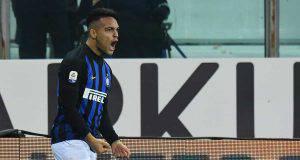 Parma Inter Lautaro Martinez