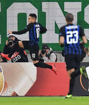 Rapid Vienna Inter Lautaro
