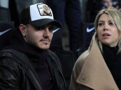 Inter Sampdoria Icardi Wanda Nara