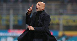 Inter Sampdoria Luciano Spalletti