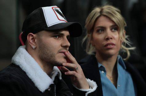 Inter Spalletti attacca Icardi Wanda Nara
