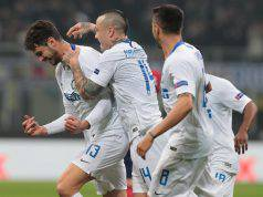 Inter Rapid Europa League Ranocchia
