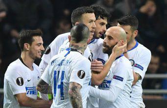 Inter Rapid Europa League