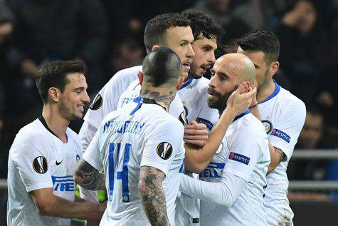 Inter Rapid Europa League