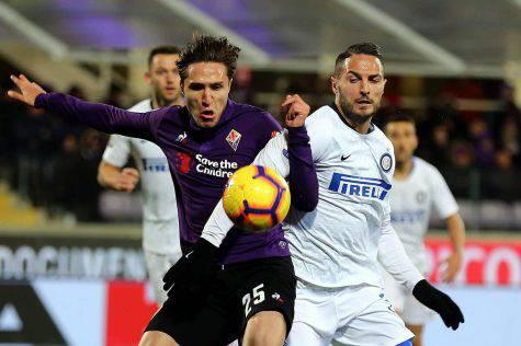 Fiorentina Inter pagelle tabellino
