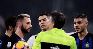 Inter Icardi Brozovic disgelo like Instagram