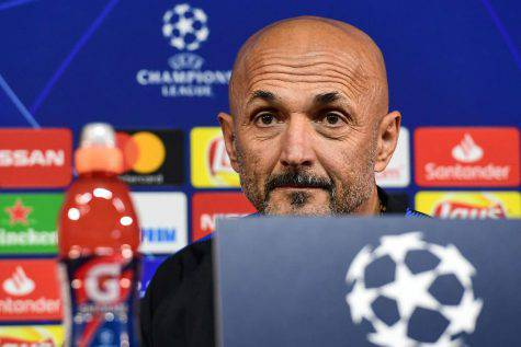 Eintracht Inter conferenza Spalletti