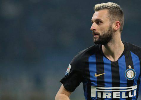 Inter Brozovic infortunio derby