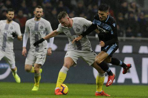 Inter Lazio formazioni ufficiali serie a
