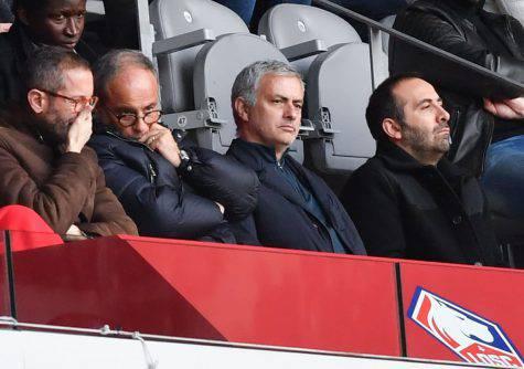 Calciomercato Inter Mourinho