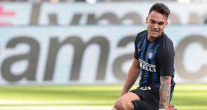 Inter infortunio Lautaro